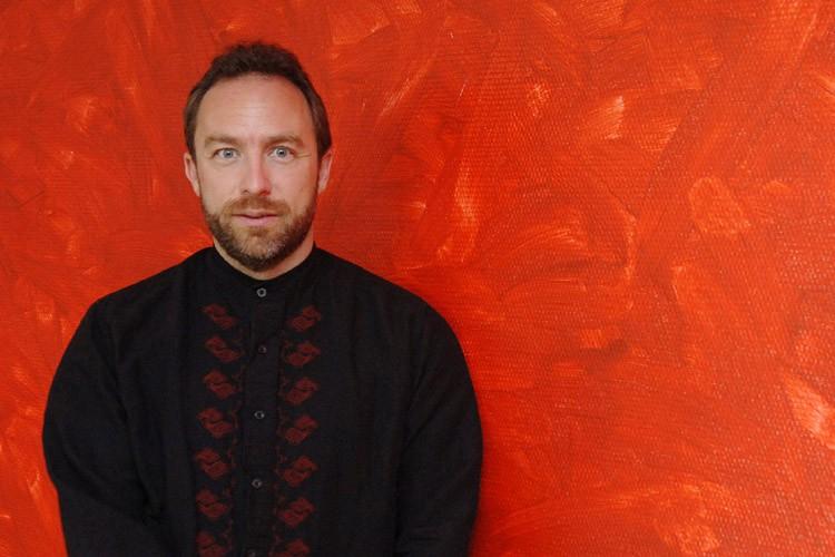 Le fondateur de Wikipédia, Jimmy Wales.... (Photo: AP)