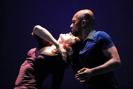 «L'idée, explique Juliette Binoche, n'est pas de jouer... (Photo: Tristam Kenton)