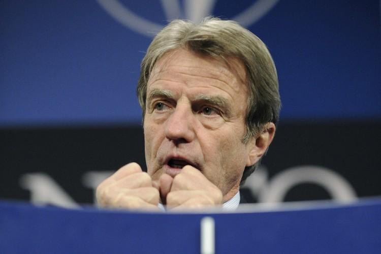 Le ministre des Affaires étrangères, Bernard Kouchner.... (Photo: AFP)