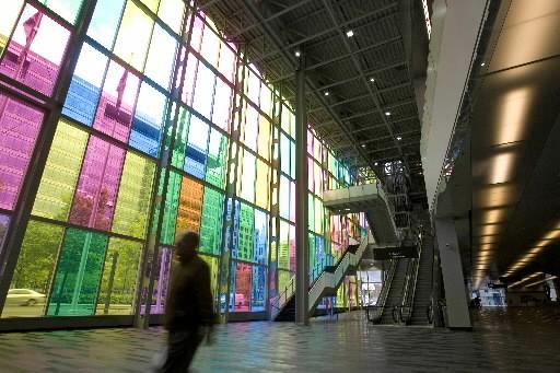 Le Palais des congrès de Montréal aimerait organiser... (Photo: La Presse)
