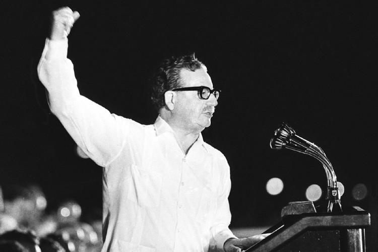 La justice chilienne veut savoir si Salvador Allende... (Photo: Cinéma Parallèle)