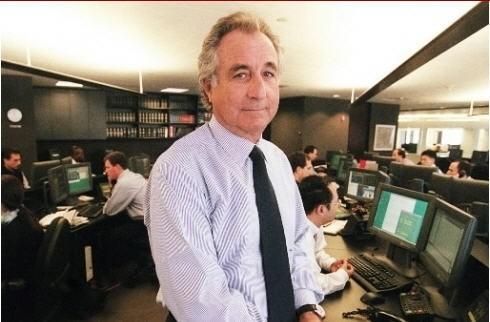 Bernard Madoff... (Photo: AP)