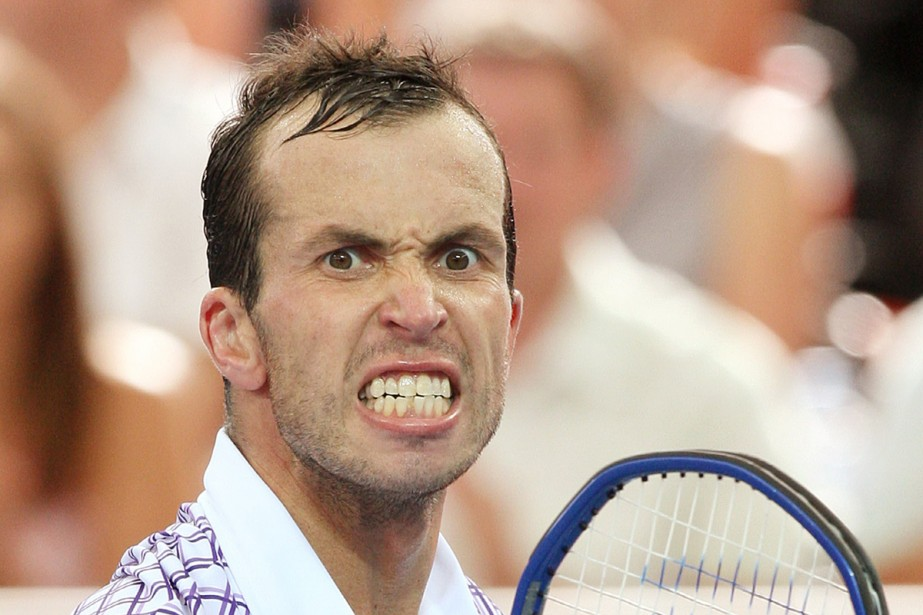 Radek Stepanek... (Photo: AFP)