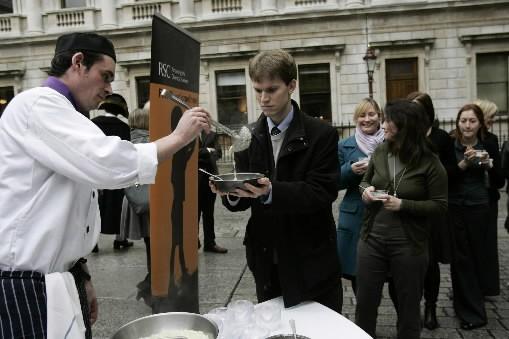 La recette de la bouillie d'avoine dont se... (Photo: AP)
