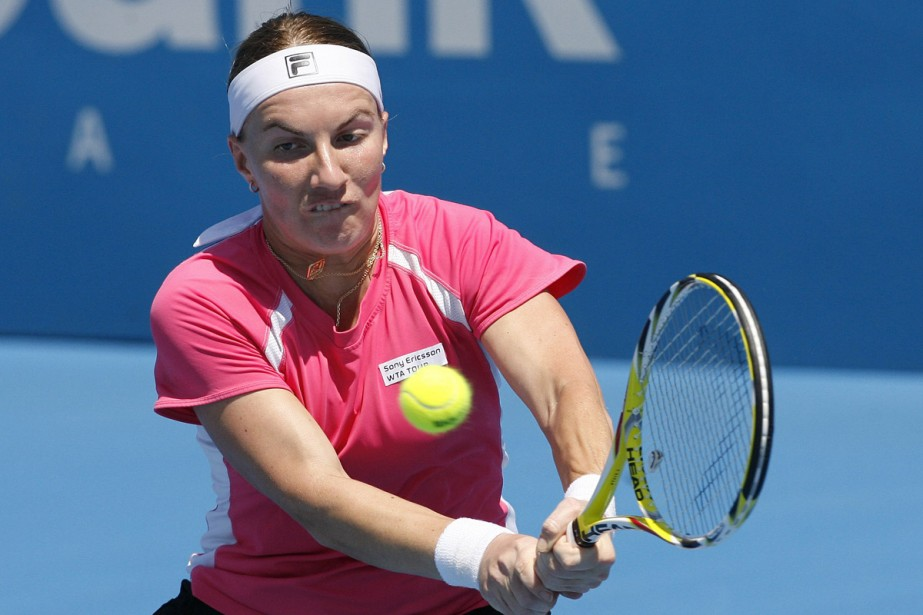 Svetlana Kuznetsova... (Photo: Reuters)
