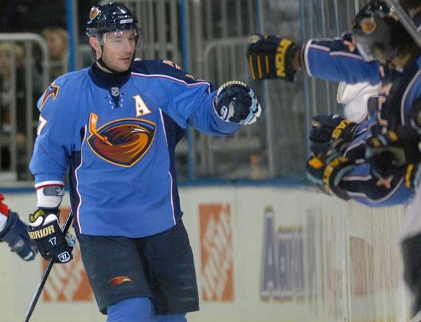 Ilya Kovalchuk... (Archives)