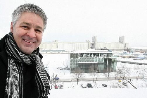 Daniel Gélinas, Personnalité de l'année 2008... (Photo: Jocelyn Bernier, Focus 1)