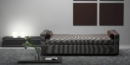 Ce lit de jour Numa de LucyAu peut... (Photo fournie par LucyAu)