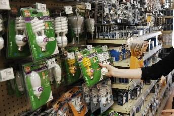 L'aspect sécuritaire des ampoules électriques à faible... (Photo: La Presse)