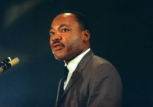 Martin Luther King en 1967... (Photo: AP)