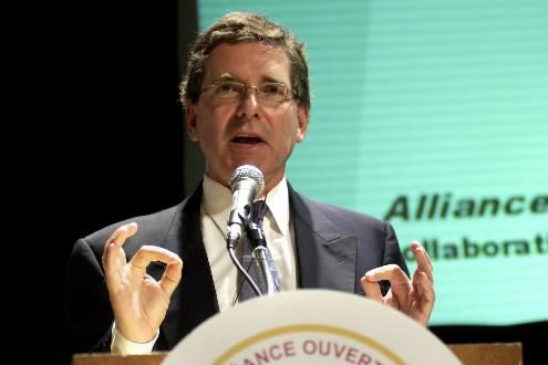 John Reid, président de la Canadian Advanced Technologie... (Photo: Ivanoh Demers, La Presse)