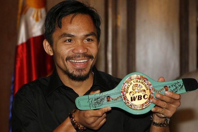 Manny Pacquiao... (Photo: Reuters)