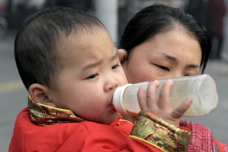 Trois personnes ont été arrêtées en Chine après la découverte de... (Photo: AFP)