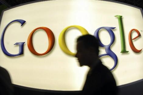 Le logo de Google... (Photo: AP)