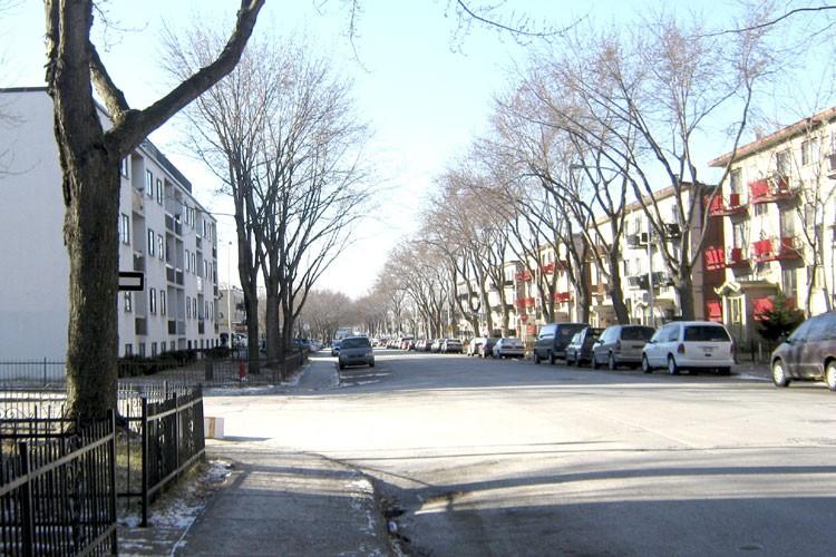 Calixa-Lavallée est l'école secondaire de l'autre «Bronx»... (Photo: La Presse)