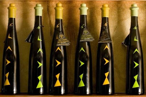 Oubliez l'oliveraie bucolique, sur le flanc... (Photo: David Boily, La Presse)