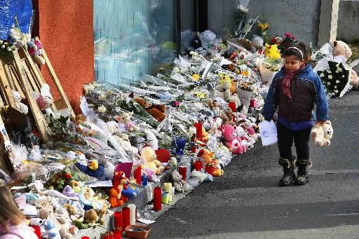 Hilde De Bondt était de garde à la crèche au moment du drame... (Photo: Reuters)