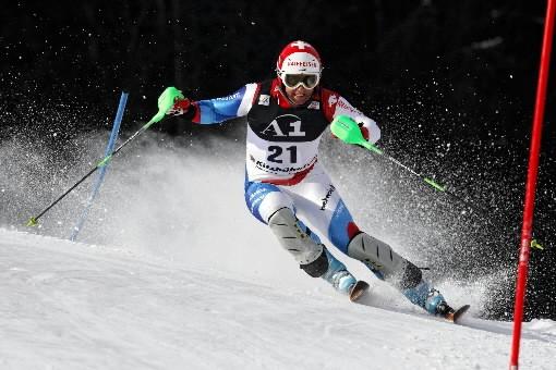 Silvan  Zurbriggen... (Photo: AFP)