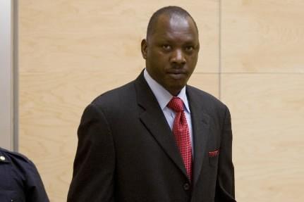 Thomas Lubanga... (Photo: AFP)