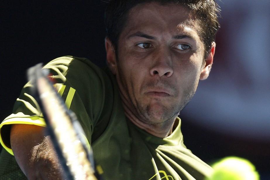 Fernando Verdasco... (Photo: AP)