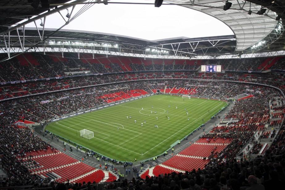 Le mythique stade de Wembley... (Photo: Reuters)