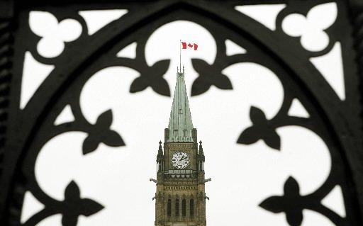 Le gouvernement fédéral canadien a lancé... (Photo: La Presse Canadienne)