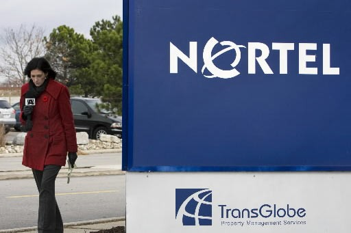 Le fabricant canadien de matériel de... (Photo: La Presse Canadienne)
