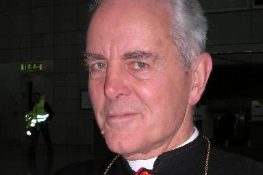 L'évêque Richard Williamson... (Photo: Reuters)