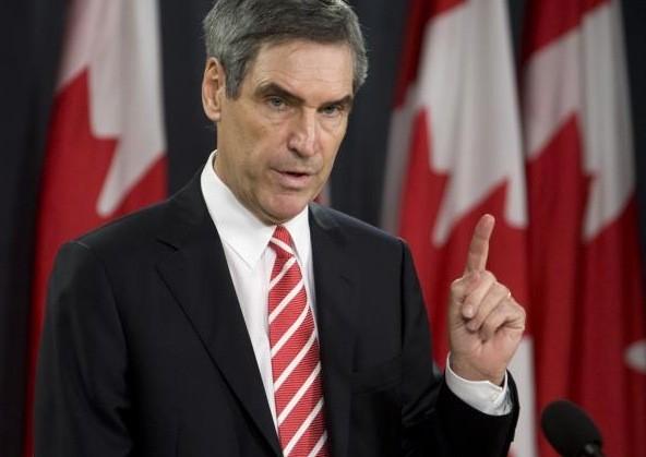 «Les Canadiens veulent donner à ce gouvernement la... (La Presse Canadienne)