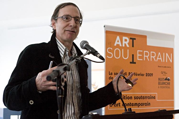 Le président du Festival Montréal en lumière, Michel... (Photo: François Roy, La Presse)