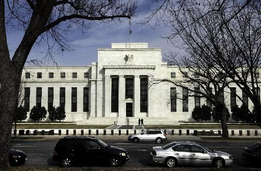 Le président de la Banque de réserve fédérale de... (Photo: Bloomberg)