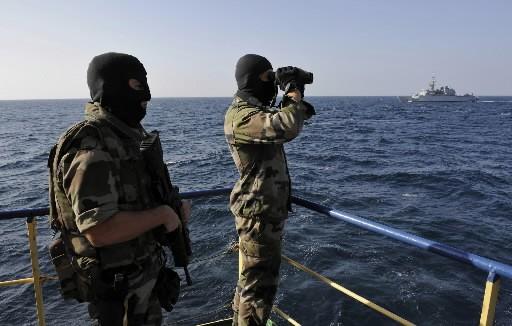 Les actes de piraterie sont très fréquents au... (Photo: AFP)