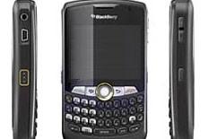 Le BlackBerry Curve 8350i...