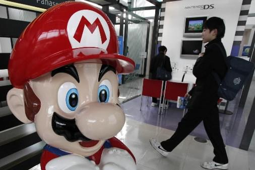 Nintendo affiche toujours une forme insolente mais a été... (Photo: Reuters)