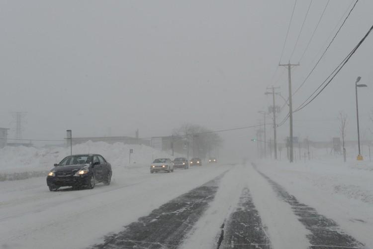 Les conditions sur le réseau routier du Québec se... (Photo: archives Le Soleil)