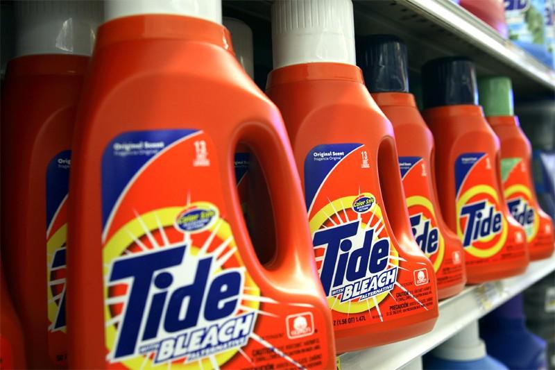 Le détersif Tide fabriqué par Procter & Gamble... (Bloomberg)