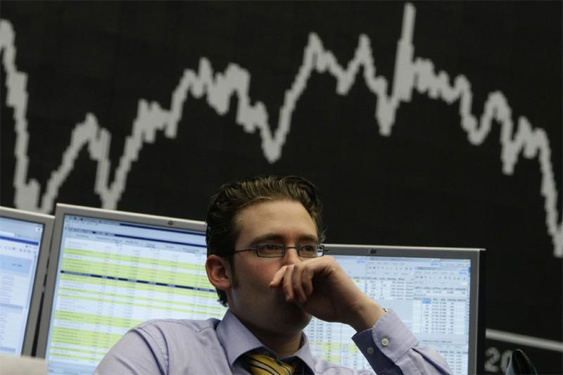 Les marchés boursiers nord-américains sont survoltés depuis le début... (Reuters)