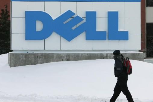 Le groupe informatique américain Dell ( (Photo: PC)
