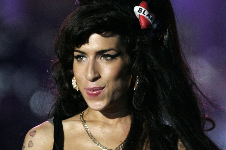 Amy Winehouse... (Photo: AP)