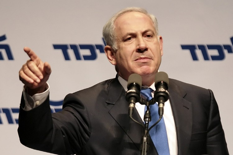 Benyamin Netanyahou... (Photo: AFP)