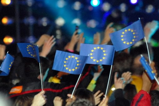 Le commissaire européen à l'Environnement Stavros Dimas estime... (Photo: AFP)