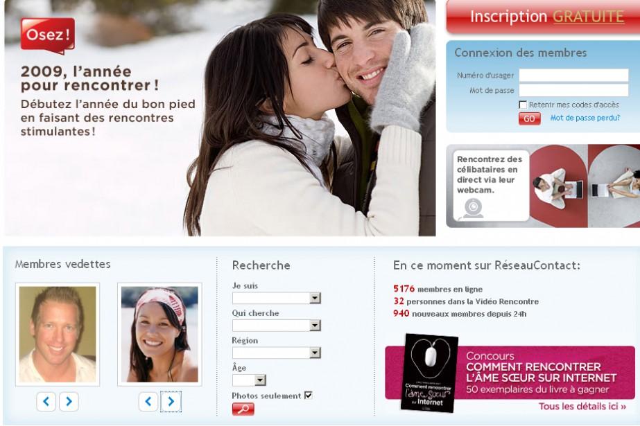 Des milliers d'internautes font affaires avec les sites de rencontres en ligne....