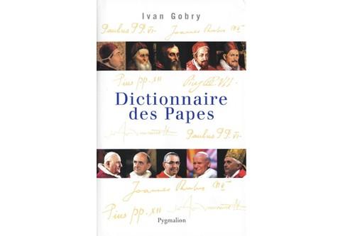 Deux pages par pape. C'est la moyenne au bâton de l'historien Ivan Gobry, qui...
