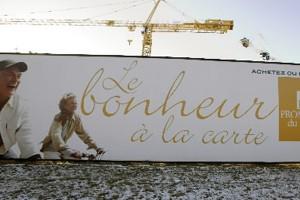 Une résidence pour personnes âgées en chantier à... (Photo: André Pichette, Archives La Presse)