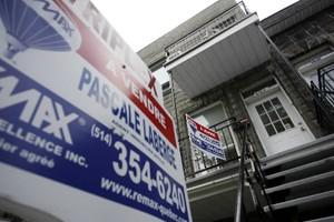 Acheter un appartement? Vivre en... (Photo: François Roy, Archives La Presse)
