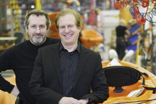 Christian et Antoine Élie...