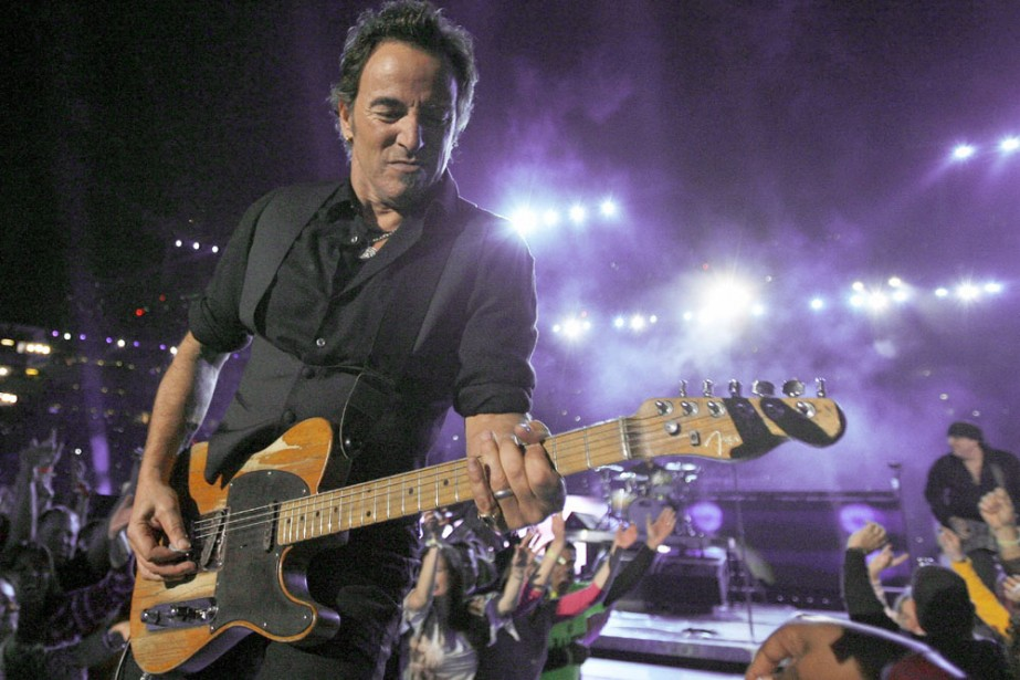 Bruce Springsteen... (Photo: Reuters)