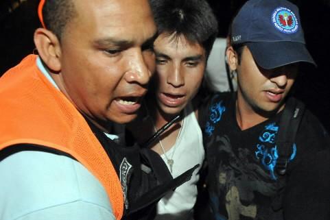 Un attentat attribué à la guérilla colombienne des Farc a fait un... (Photo: AFP)