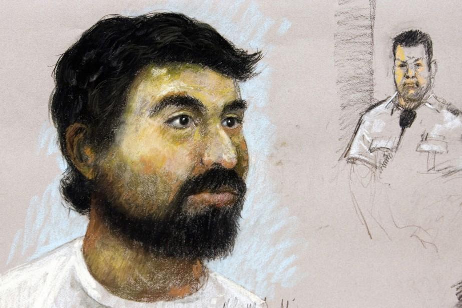 Le procès de Saïd Namouh, 35 ans, s'est ouvert ce matin... (Archives La Presse)