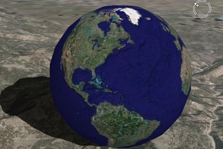 Google Earth part désormais à la conquête des fonds sous-marins: la nouvelle...